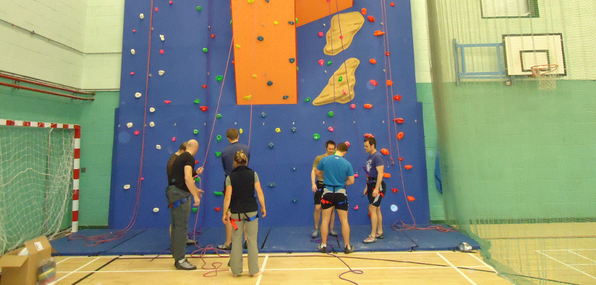 Climbing Wall Instructor and Abseil Module Info