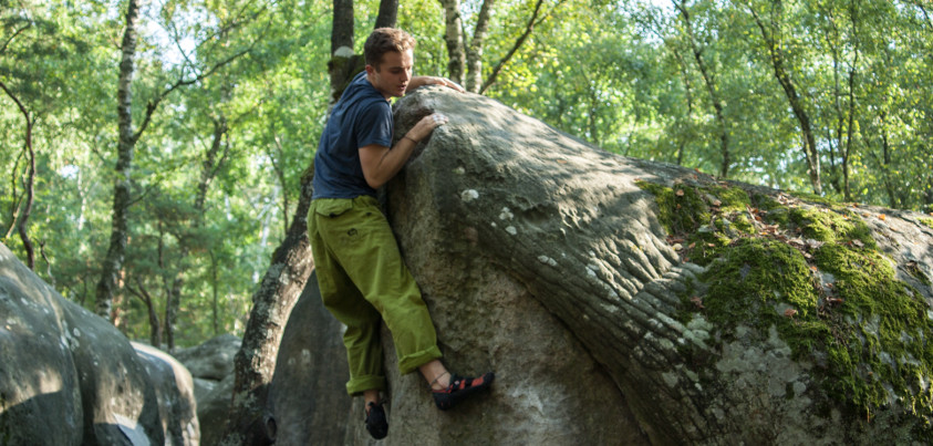 Outdoor Bouldering Workshops - Northumberland